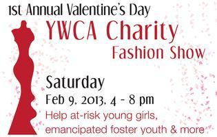 1st Annual Valentine's Day YWCA Charity Fashion Show