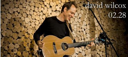 David Wilcox Live at the Pavilion