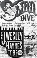 J. Wesley Haynes Trio + Sweet Pea + Nameless Horses...