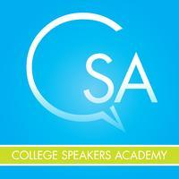 CAMPUSPEAK College Speakers Academy 2013