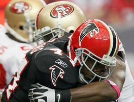 San Francisco 49ers vs. Atlanta Falcons NFL Playoff