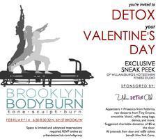 Detox Valentine's Day at Brooklyn Bodyburn