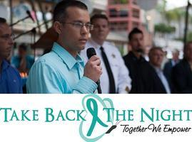 Take Back the Night 2013: Pledge against Violence