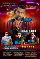 Love 2 Laugh Comedy Tour