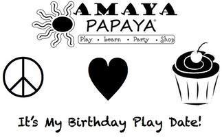 It's My Birthday Play Date