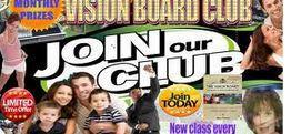 OFFICIAL VISION BOARD CLUB 2013 PREVIEW FREE WORKSHOP...