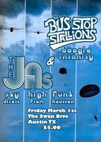 Bus Stop Stallions + Journey Agents (FRI 3/1)