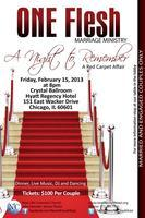 One Flesh Marriage Ministry Valentines Day Event. A...