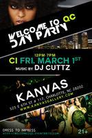 Welcome to QC Day Party @ Kanvas