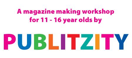 Get Published! - magazine making with Lisa Northover