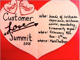 2013 Customer Love Summit