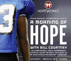 A Morning of Hope with Bill Courtney