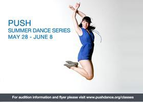 Push's Summer Dance Series