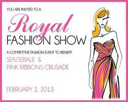 50% DISCOUNT FOR FGI MEMBERS! A Royal Fashion Show, to...