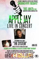 Unsigned Hype Tuesdays @ Fisheye bar & grill Apple J in...