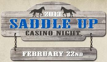 Saddle Up Casino Night 2013 Fundraiser