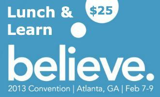 Evolv Believe Convention - Lunch and Learn