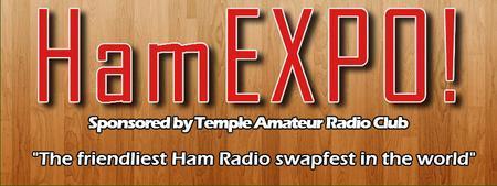 HamEXPO! 2013 -- the  Belton Hamfest -- April 20, 2013