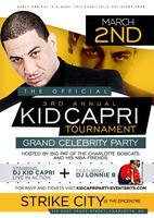KID CAPRI 3rd ANNUAL CELEBRITY TAKEOVER