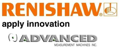 Advanced Measurement Machines, Inc.  Renishaw...