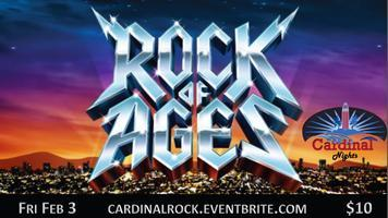Rock of Ages the Musical in San Jose, Feb 1