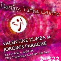 Valentine's Day Zumba