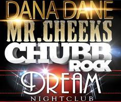 CHUBB ROCK performing LIVE w/ DJ CHEESE aka THE 1st...