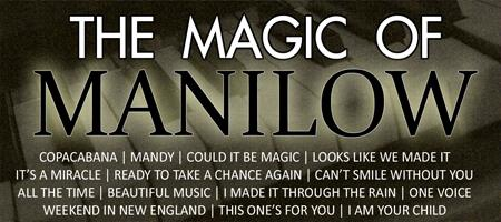 THE MAGIC OF MANILOW