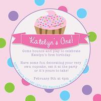 Katelyn's First Birthday!