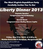WVGOP Liberty Dinner