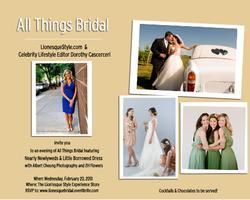 All Things Bridal