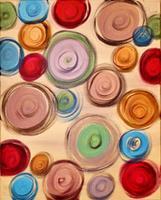 Circle Around - Color Me Mine - 2-22-13