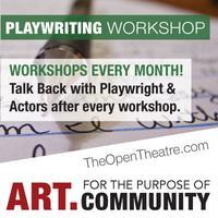 OTP Playwriting Workshop: Feb 24. Henry & Vanessa...