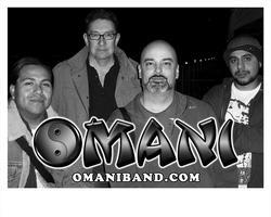 SATURDAY, FEBRUARY 16th:  OMANI with Special Guest ELIAS