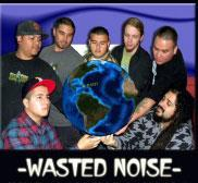 SATURDAY, MARCH 2nd: WAISTED NOISE LIVE !!! with special...