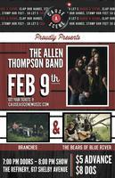 Cause A Scene Presents: Allen Thompson Band, Branches...