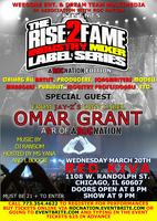 ROC NATION PRESENTS THE RISE 2 FAME INDUSTRY MIXER LABEL...