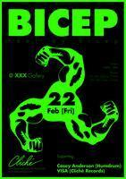 Cliché Presents: Bicep (Feel My Bicep/UK) @ XXX