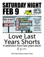 Love Last Year's Shorts