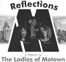 (Dr.Ks) Reflections (Ladies of Motown) @ Papa Razzi...