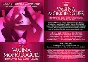 The Vagina Monologues at Florida International University