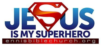 Jesus Is My Superhero VBS