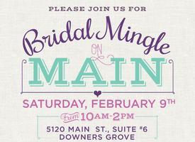 Bridal Mingle on Main