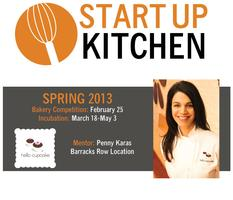 StartUp Kitchen Chopping Block Competition