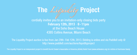 VIP Liquidity Project/Soho Beach House