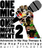 2nd Annual ONE MIC, ONE MOVEMENT CONFERENCE:  Advances...