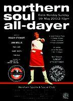 May Bank Holiday Northern Soul All-Dayer