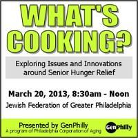 What's Cooking?   Exploring Issues and Innovation...