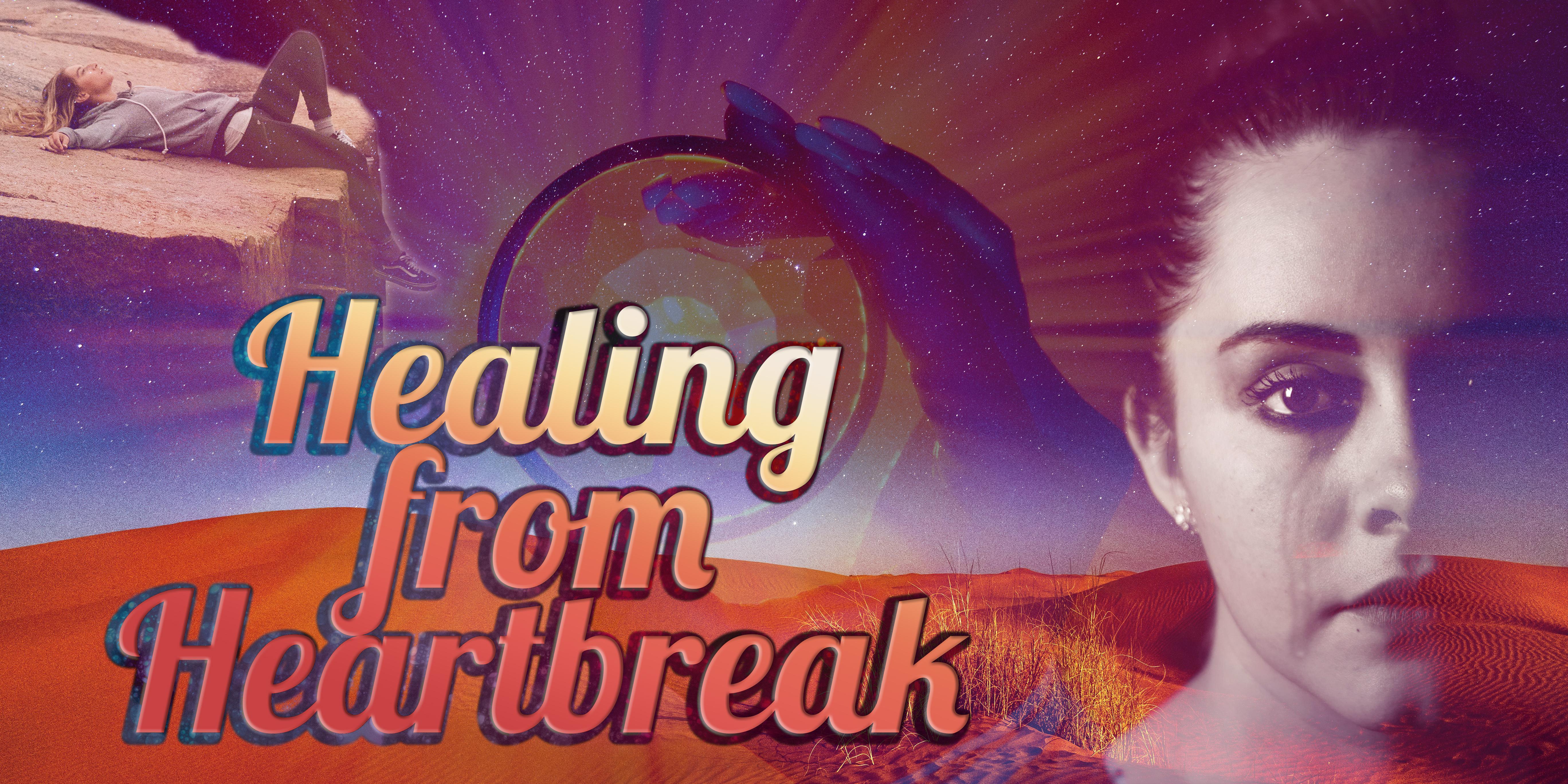 Healing from Heartbreak Women's Life Coaching