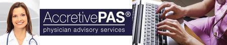 AccretivePAS® Medical Necessity 2013: A Regional Event...